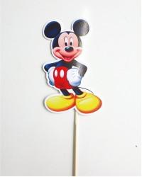 Топпер пластиковый «Микки Маус»