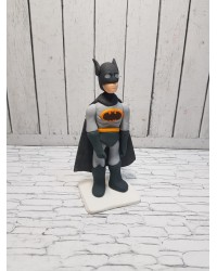 Сахарная фигурка из мастики «Бэтмен», Казахстан