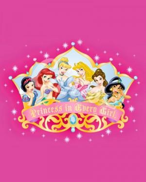 Вафельные картинки «Принцессы» (15)