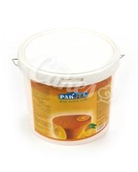 Гель кондитерский  «Апельсин», Пакнар, для зеркальной поверхности кондитерских изделий, 7 кг