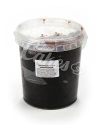 Гель кондитерский «Шоколадный», Пакнар, для зеркальной поверхности кондитерских изделий, 1 кг