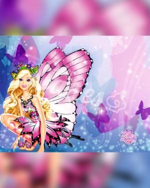 Вафельные картинки «Барби» (5)