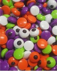 Посыпка кондитерская «Глазки», разноцветные