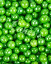 Посыпка кондитерская «Жемчуг Зеленый 4 мм»