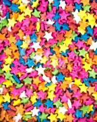 Посыпка кондитерская «Звездочки Разноцветные»