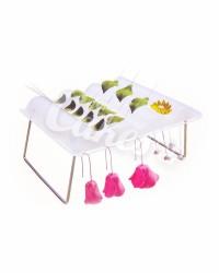 Столик для моделирования и сушки сахарных цветов, листьев