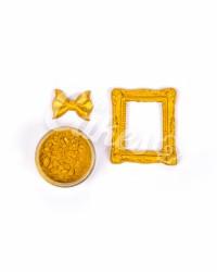 Кандурин - пищевые блестки, Цвет «Золотое Сияние»