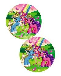 Вафельные картинки «Мой Маленький Пони»