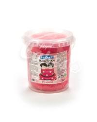 Сахарная мастика «Paknar» цвет Розовый, 1 кг