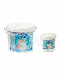Сахарная мастика «Paknar» цвет белый, 1 кг, 6 кг