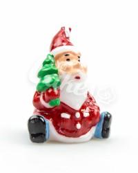 Свечка-фигурка «Дед Мороз»