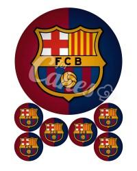 Вафельные картинки «Футбольные Клубы»