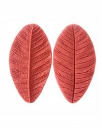 Вайнер для мастики, карамели, полимерной глины «Лист №3»