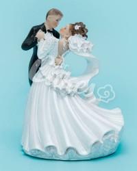 Керамические статуэтки Жениха и Невесты, 16545