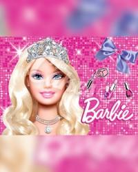 Вафельные картинки «Барби»