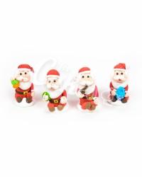 Сахарные фигурки «Санта Клаус», Россия