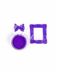Кандурин - пищевые блестки, Цвет «Фиолетовый Блеск»