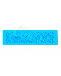 Силиконовый коврик для гибких кружев  CT6007