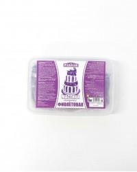 Мастика для моделирования «Paknar» цвет фиолетовый, 1 кг