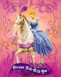 Вафельные картинки «Принцессы»