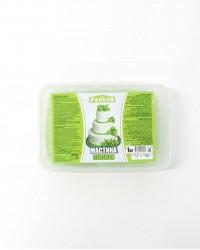 Мастика для моделирования «Paknar» цвет зеленый, 1 кг