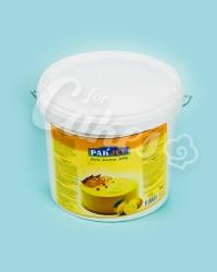 Гель кондитерский  «Лимон», Пакнар, для зеркальной поверхности кондитерских изделий, 7 кг