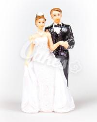 Керамические статуэтки Жениха и Невесты, 13345А