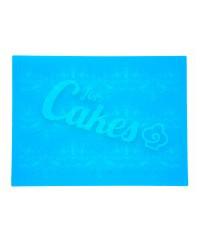 Силиконовый коврик для гибких кружев  CT011