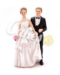 Керамические статуэтки Жениха и Невесты, 10626B