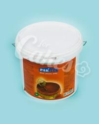 Гель кондитерский  «Карамельный», Пакнар, для зеркальной поверхности кондитерских изделий, 7 кг