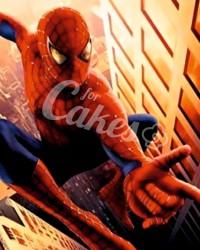 Вафельные картинки «Человек Паук»