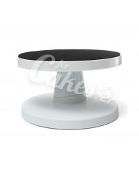 Поворотный столик для декорирования тортов, пластик
