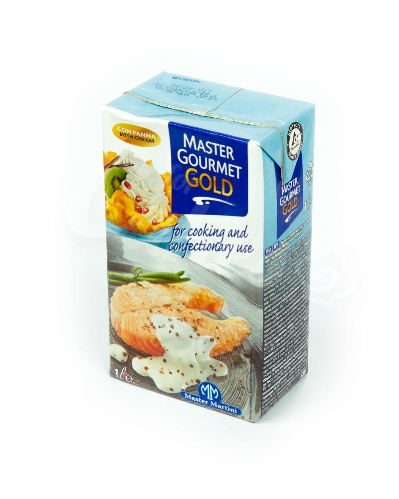 """Кондитерские растительные сливки MASTER MARTINI - """"Master Gourmet Gold, 34%"""""""