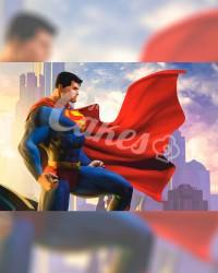 Вафельные картинки «СуперМен»