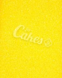 Посыпка кондитерская «Цветной Сахар Желтый», мелкий
