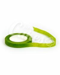 Тейп-лента для создания букетов, зеленая