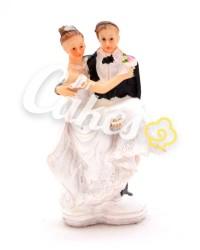 Керамические статуэтки Жениха и Невесты, 11300