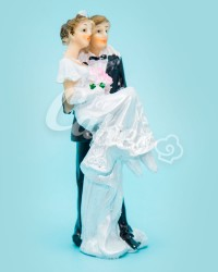 Керамические статуэтки Жениха и Невесты, 10945В