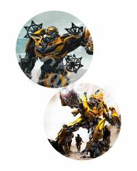 Вафельные картинки «Трансформеры»