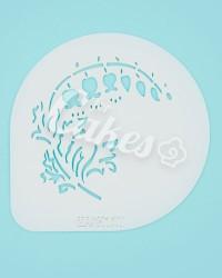 Трафарет, утолщённый пластик «Мышиный Горошек»
