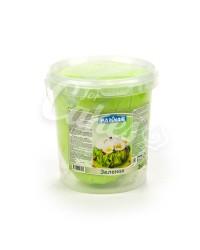 Сахарная мастика «Paknar» цвет Зеленый, 1 кг
