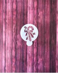 Трафарет-пленка для пряников, кофе «Сахарная Трость», Китай