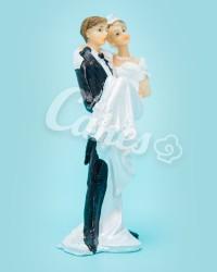Керамические статуэтки Жениха и Невесты, 10945А