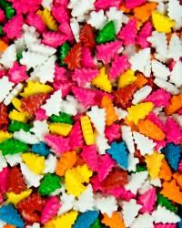 Посыпка кондитерская «Елочки Разноцветные»