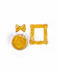 Кандурин - пищевые блестки, Цвет «Золотая ИСКРА»