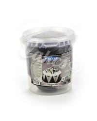 Сахарная мастика «Paknar» цвет Черный, 1 кг