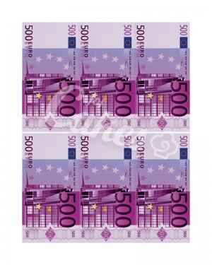 Вафельные картинки «Деньги» (5)